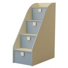 Радуга лестница-комод