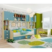 Радуга детская комната