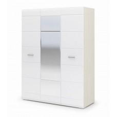 Симба шкаф трехстворчатый