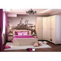 Виктория МДФ спальня
